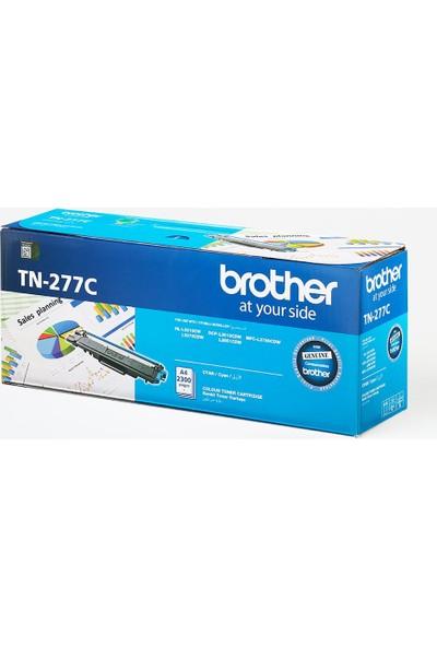 Brother Tn277 Toner 2300 Sayfa Mavi