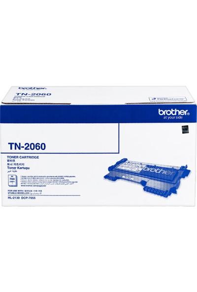 Brother Tn-2060 Toner 700 Sayfa Siyah