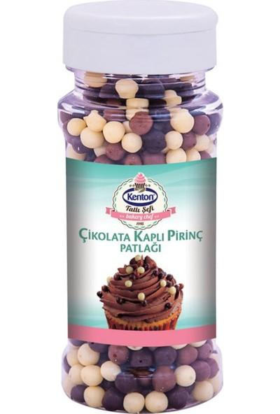 Kenton Çikolata Kaplı Pirinç Patlağı 60 g