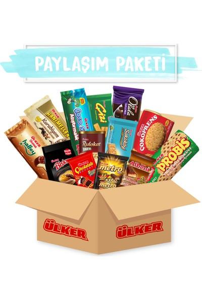 Ülker Paylaşım Paketi
