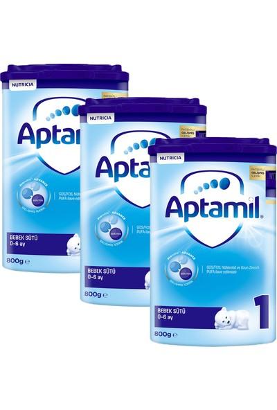 Aptamil 1 Çocuk Devam Sütü 800 gr 3'lü
