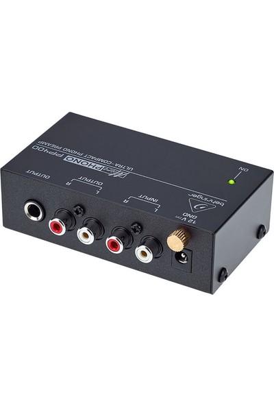 Behringer Microphono PP400 Pikap Amfisi