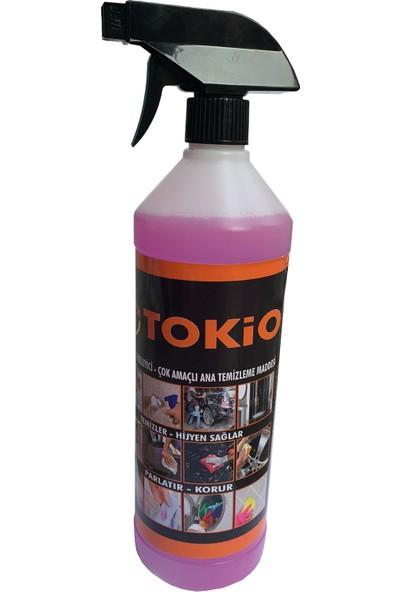 Tokio Çok Amaçlı Yüzey Temizleyici - Leke Çıkarıcı 1 Litre