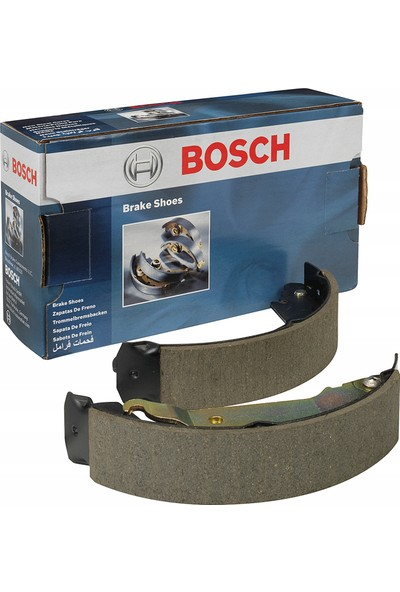 Bosch Arka Fren Balatası Pabuc Ford Fıesta Iıı 1.0-1.1-1.3-1.4-1.8d 89-95