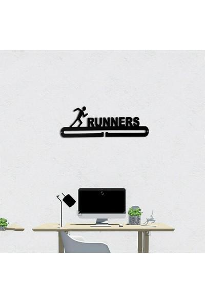 Foccaa Dizayn Runners Madalya Askısı