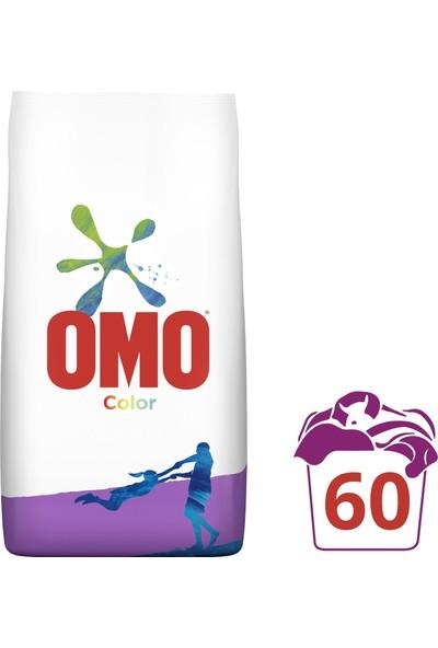 Omo Toz Çamaşır Deterjanı 9 kg Color