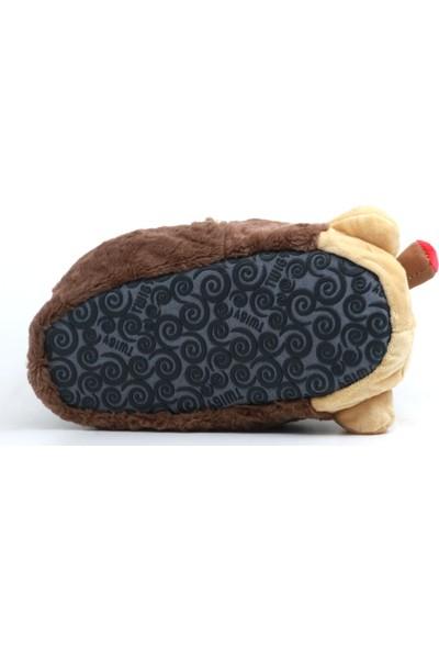 Twigy BullDog Köpekli Ev Botu Erkek Panduf