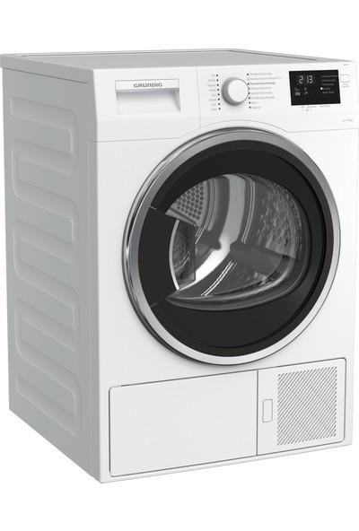 Grundig GDH 92 A++ 9 kg Çamaşır Kurutma Makinesi