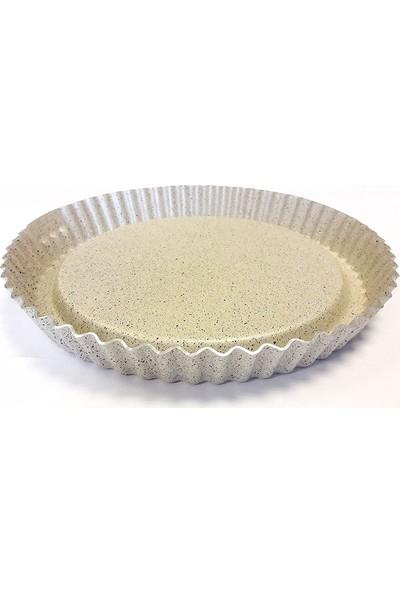Cem Trudy Cream Stone Turta Kalıbı