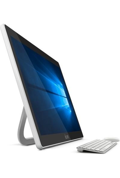 """I-Life Zed PC Intel Celeron N3350 3GB 500GB + 32GB eMMC Windows 10 Home 17.3"""" All In One Bilgisayar IL.1703.3500.WHIPCES"""