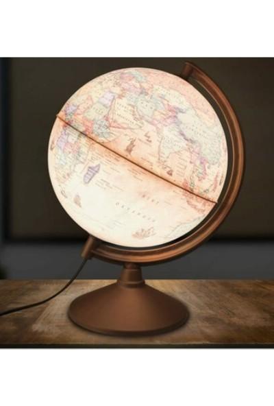 Gürbüz Işıklı Dünya Küresi 26cm (7 Renk) 46254