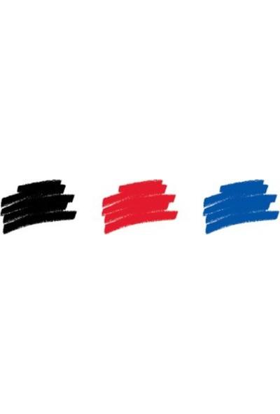 Kraf Beyaz Tahta Kalem Mürekkebi 100Ml Siyah 450G
