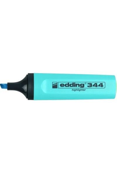 Edding Fosforlu Kalem E-344 5 Li Poşet Ed344P599