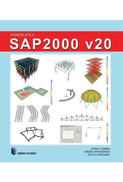Örneklerle SAP 2000 - V20 - Günay Özmen