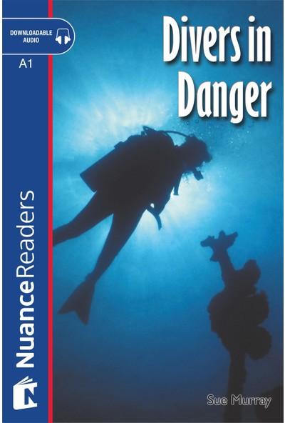 Divers in Danger +Audio (Nuance Readers Level–1)