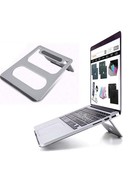 Macstorey Katlanabilir Taşınabilir Macbook Laptop Stand Sert Alüminyum Space Gray 1323