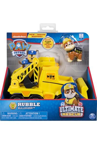 Paw Patrol Ultimate Rescue Rubble Bulldozer
