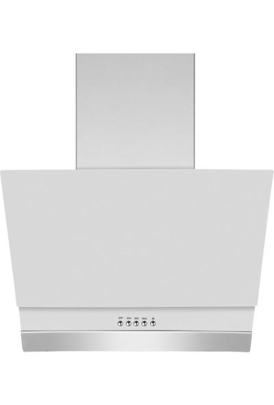 Simfer Oscar Beyaz 3' lü Ankastre Set (8056 8 Fonksiyonlu ve Turbo Fanlı Fırın + 3603 Gaz Kesme Emniyetli Ocak + 5668 Push Buton Kontrollü Davlumbaz)
