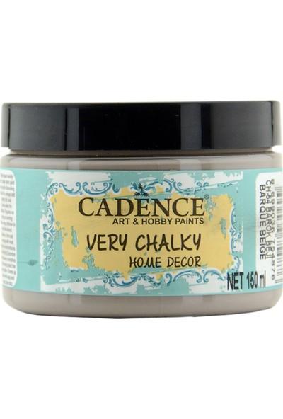 Cadence Very Chalky Mobilya Boyası 150 ml CH54 Barok Bej
