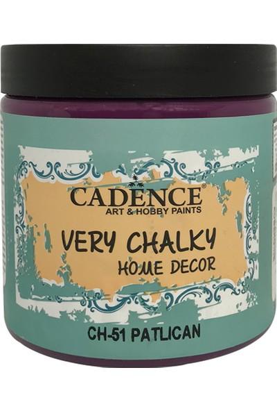 Cadence Very Chalky Mobilya Boyası 500 ml CH51 Patlıcan