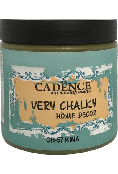 Cadence Very Chalky Mobilya Boyası 500 ml CH57 Kına