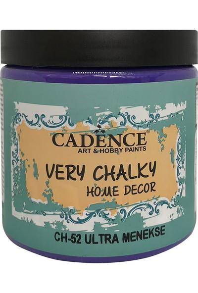 Cadence Very Chalky Mobilya Boyası 500 ml CH52 Ultra Menekşe