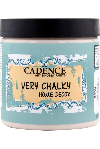 Cadence Very Chalky Mobilya Boyası 500 ml CH09 Ten