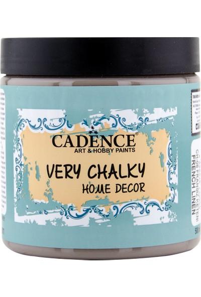 Cadence Very Chalky Mobilya Boyası 500 ml CH08 Fransız Keteni