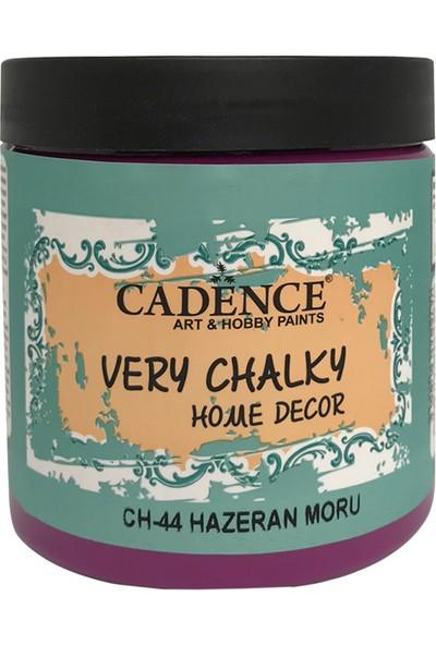 Cadence Very Chalky Mobilya Boyası 500 ml CH44 Hazeran Moru