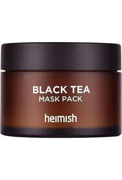 Heimish Black Tea Mask Pack - Siyah Çay Yüz Maskesi