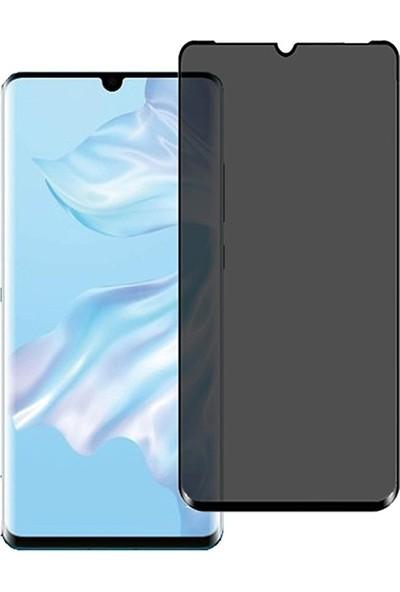 Ally AL-31292 Huawei P30 Pro Anti-Spy Kırılmaz Cam Koruyucu