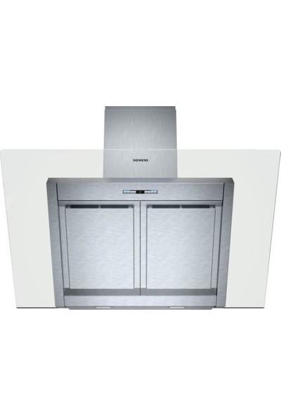 Siemens LC98KC542 Inox Duvar Tipi Davlumbaz 90 cm IQ500 Eğimli