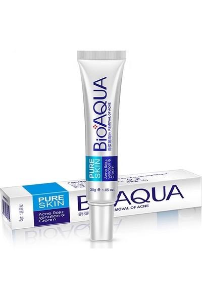 Bioaqua Sivilce ve Iz Giderici Krem Pure Skin Anti Acne Remover