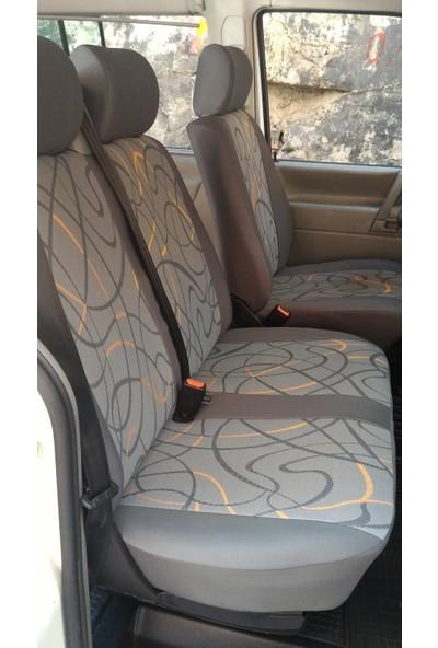 Özgüven Oto Giyim Toyota Corolla Koltuk Kılıfı Seti 2002-2006