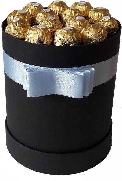 Tasarım Kutuda Enfes Çikolatalar