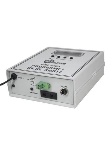 Alfon ATA-5481 USB Programlı Saat (Duvar Tipi)