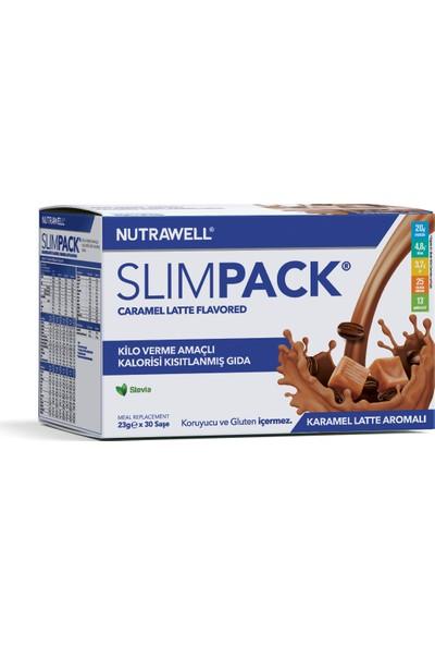 Slimpack Caramel Latte 23 gr x 30 Saşe