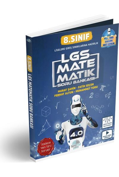 Tammat Yayınları LGS 8. Sınıf Yeni Nesil Matematik Soru Bankası