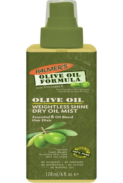 Palmer's Olive Oil Formula Weightless Shine D 178 ml