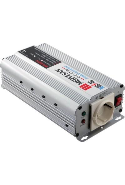 Mervesan MSI-100024 1000W 24V-230V Dc Invertör