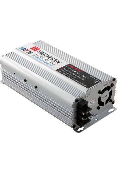 Mervesan MSI-60012 600W 12-230V Dc Invertör