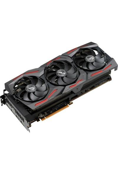 Asus Strix AMD RX 5700 OC Gaming 8GB 256Bit GDDR6 DX(12) PCI-E 3.0 Ekran Kartı (STRIX-RX5700-O8G-GAMING)