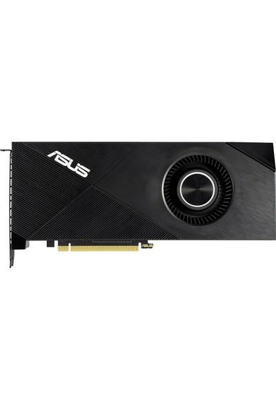 Asus Turbo Nvidia RTX 2060S Evo 8GB 256Bit GDDR6 DX(12) PCI-E 3.0 Ekran Kartı (TURBO-RTX2060S-8G-EVO)
