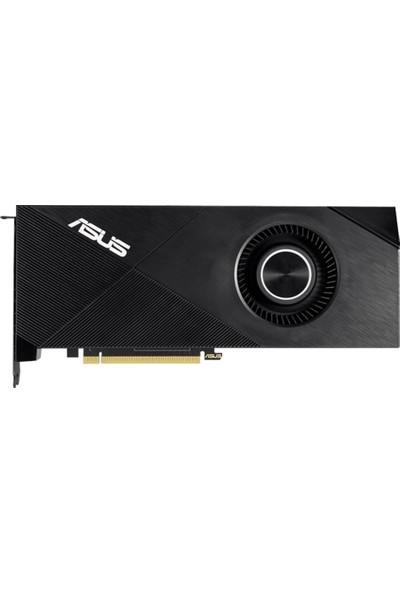 Asus Turbo Nvidia RTX 2070S Evo 8GB 256Bit GDDR6 DX(12) PCI-E 3.0 Ekran Kartı (TURBO-RTX2070S-8G-EVO)