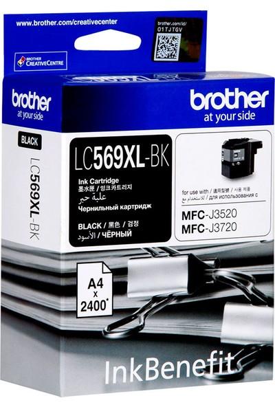 Brother Lc569Xl Kartuş Siyah
