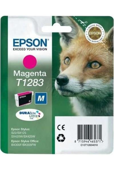 Epson T1283 Kartuş Kırmızı