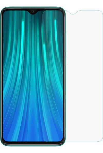 Coverzone Xiaomi Redmi 8A Nano Glass Micro Flex Ekran Koruyucu