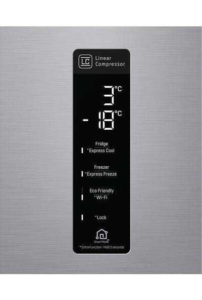 LG GC-B569NLHZ A++ 499 lt No-Frost Buzdolabı