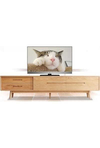 Dekoriz Carlo Ahşap Tv Ünitesi