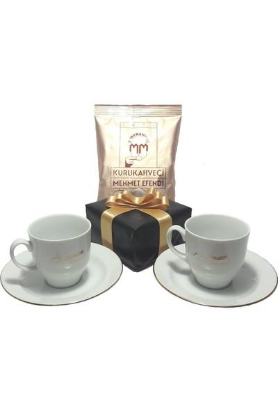 Atatürk Imzalı Fincanlar Türk Kahvesi ve Çikolata Paketi